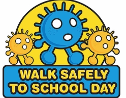 Walk to School Safely Day 2017